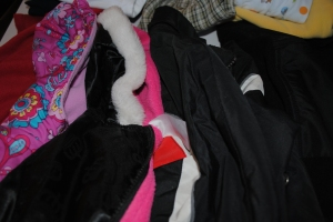 ElysJoy Coats and Clothes Distribution for Families in Need