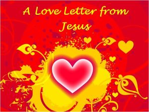 Love Letter from Jesus